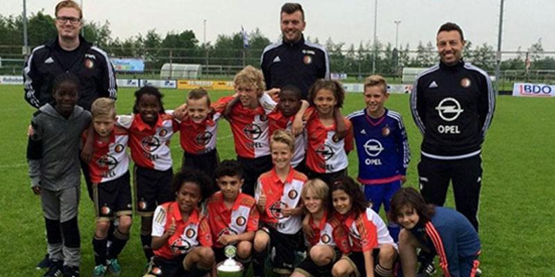 Feyenoord wint 3e Editie na penalty's