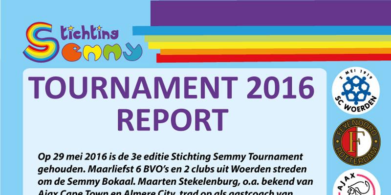 Verslag 3e Editie 2016